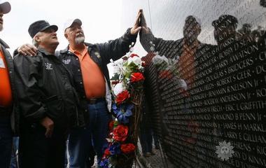Almanac: Vietnam Veterans Memorial