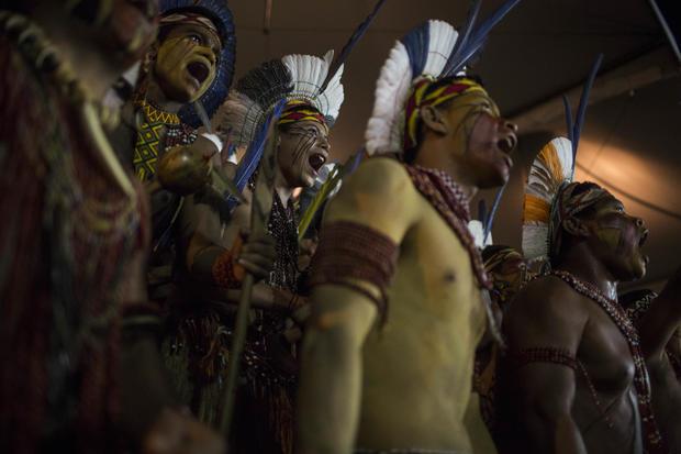 Brazil's Indigenous Games