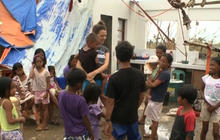 Typhoon Haiyan leaves 2 million homeless