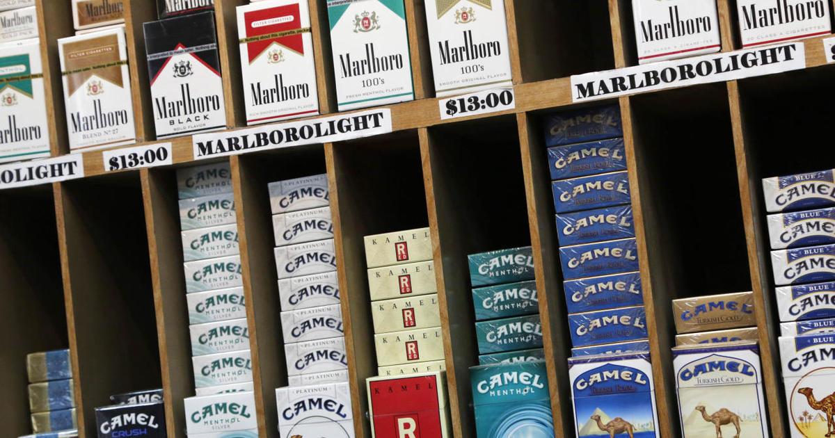 Buy black cigarettes Glamour online