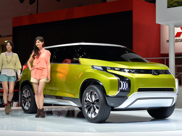 Quirky cars at the Tokyo Motor Show