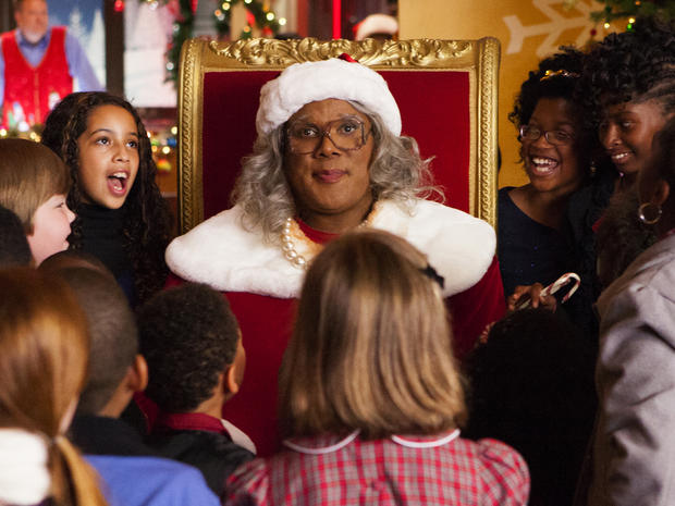 tyler perrys a madea christmas top holiday movies 2013 pictures cbs news - Christmas Movies 2013