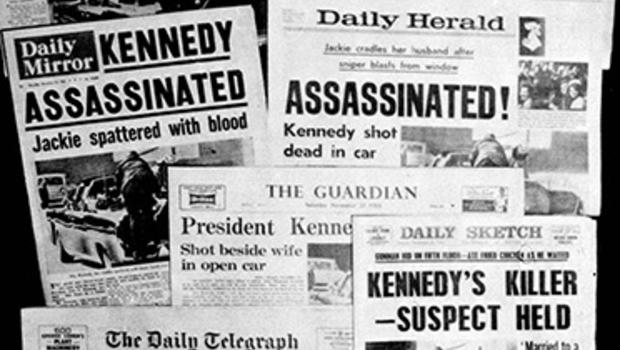who killed jfk and why essay