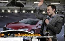 Elon Musk tops Fortune magazine's list of top execs