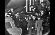 JFK's coffin arrives in D.C.