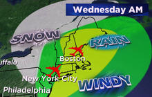 Thanksgiving storm threatens East Coast at peak travel time