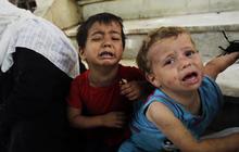 U.N: 1.1 million Syrian refugees are children