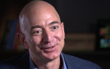 Bezos recalls Amazon's riskiest move