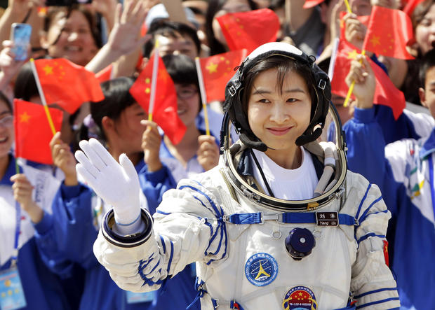 China's space program