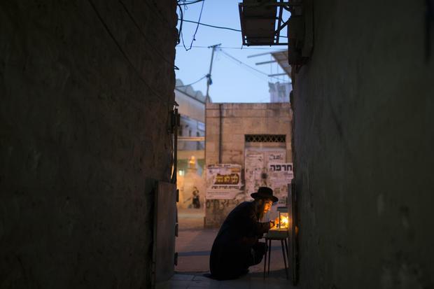 Hanukkah in Jerusalem