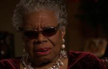 Maya Angelou on why Mandela is admired