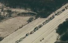 Deadly ice storm hits the heartland through the East coast