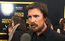 """""""American Hustle"""" gets the red carpet treatment"""