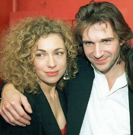 Image result for alex kingston ralph fiennes hamlet images