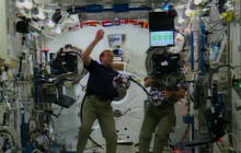 Space walk may be required to fix space station cooling system