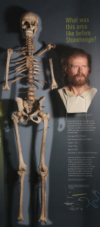 Stonehenge gets a makeover