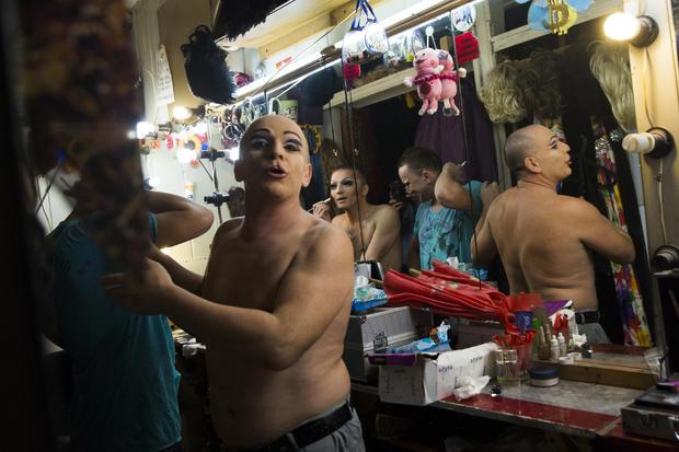 Sochi's gay culture