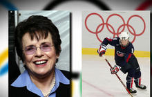 U.S. Olympic delegation to include gay athletes