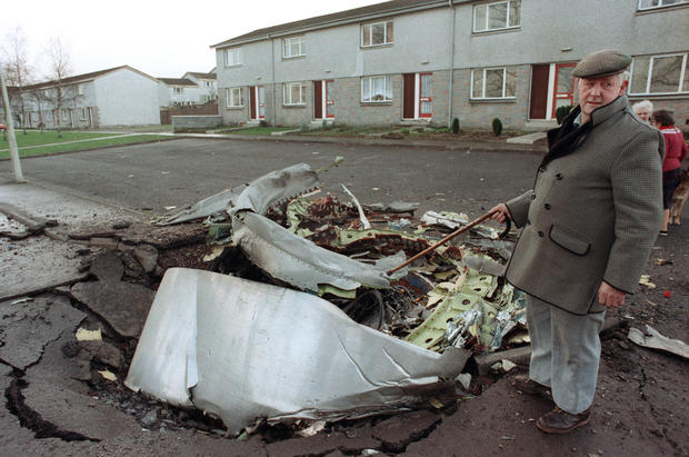 Lockerbie, Scotland - Pan Am 103 bombing: A look back - Pictures