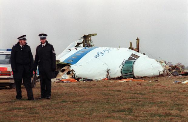 Pan Am crash