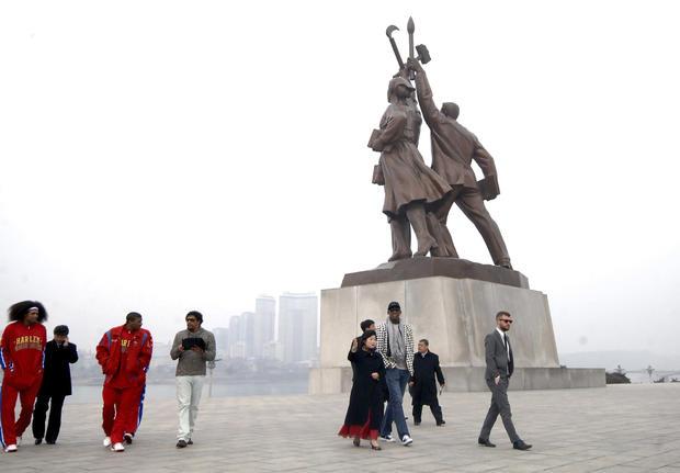 Dennis Rodman North Korea