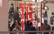 Retail competition rises as sales drop