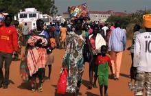 South Sudan: U.N. to send more troops as thousands flee fighting