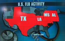 Flu activity already widespread in the South; what you need to know about this year's flu season