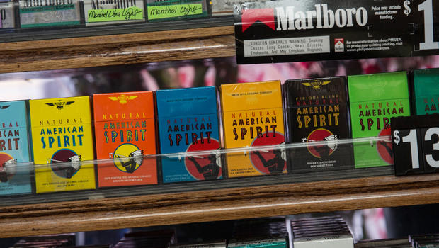 should the us track cigarette packs nationally cbs news