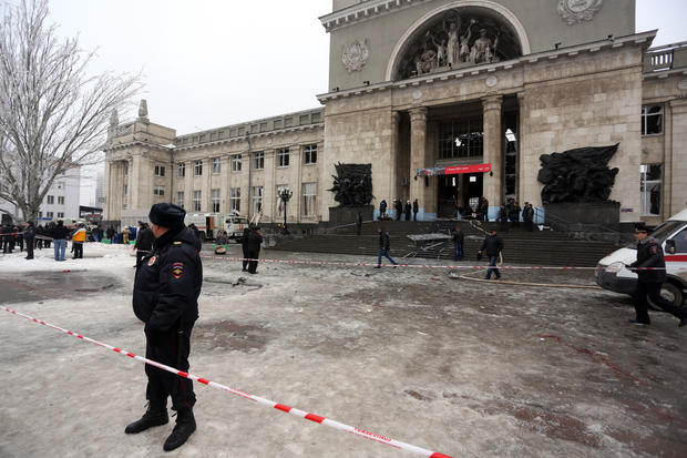 Two deadly bomb attacks in Southern Russia
