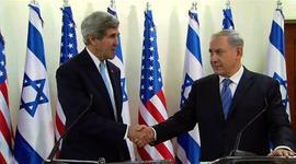 "Kerry: ""Difficult decisions"" ahead in Israeli-Palestinian peace talks"