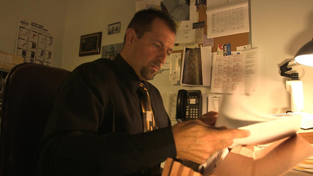 Detective Jim Wagner  of the Pocono Township PD