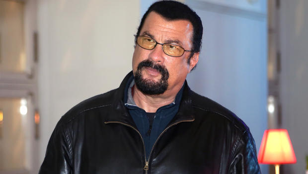 Steven seagal says he may run for arizona governor cbs news - Dominic seagal ...
