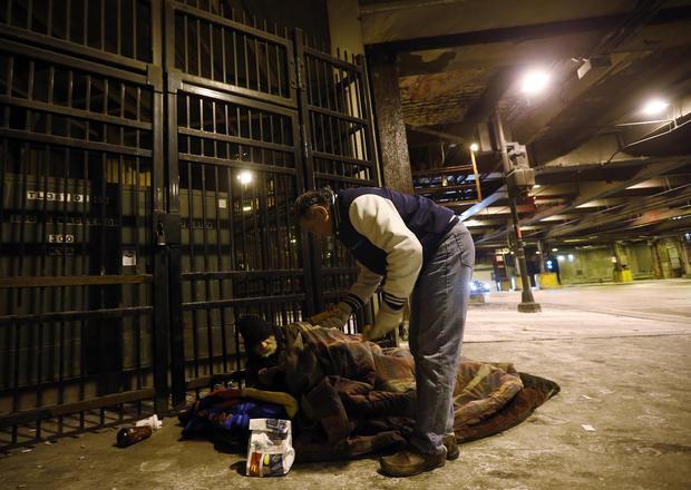 Doctor for the homeless