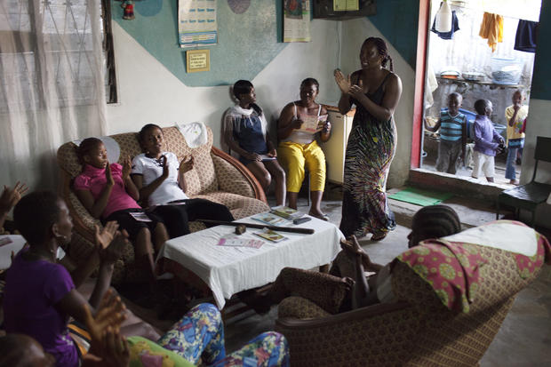 "Surviving ""breast ironing"" in Cameroon"
