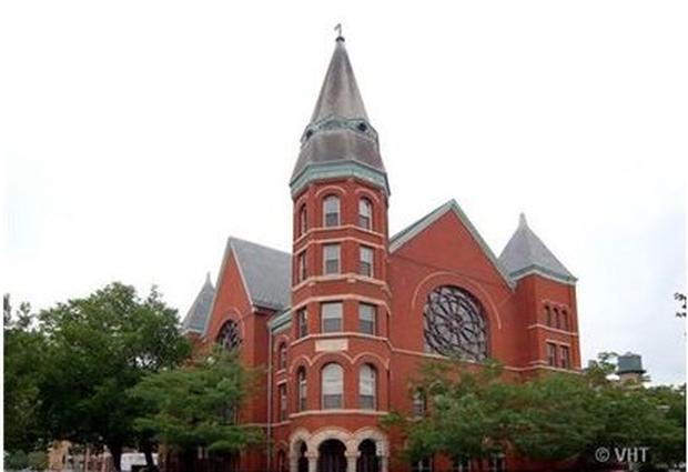 5 churches transformed into homes - CBS News