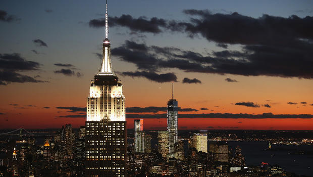 The Empire State Building turns 85