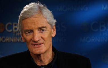 James Dyson on learning by making mistakes