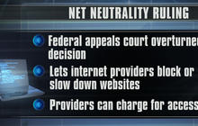 Federal appeals court rules against net neutrality
