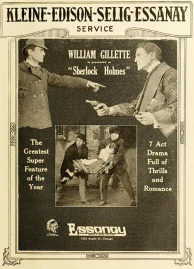 Sherlock_Holmes William Gillette 1916.jpg