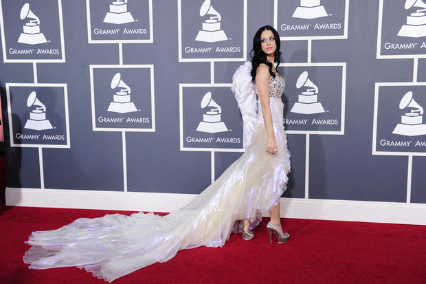 Grammy Awards fashion: Most outrageous outfits