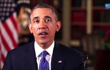 "Obama: 2014 can be ""breakthrough year"" for U.S."