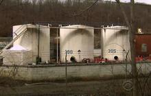 Danger on tap in West Virginia over chemical spill