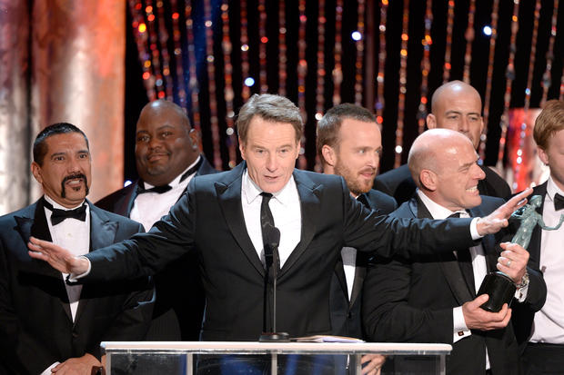 SAG Awards 2014: Show highlights
