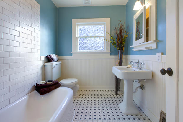 Bathroom Remodel Cost Recoup top 10 remodeling projects for adding value to your home - cbs news