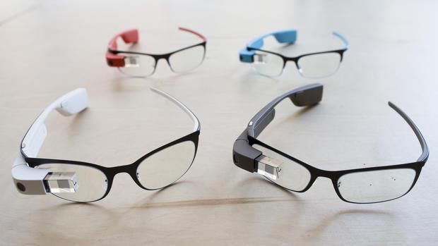 Google Glass gets new designer look