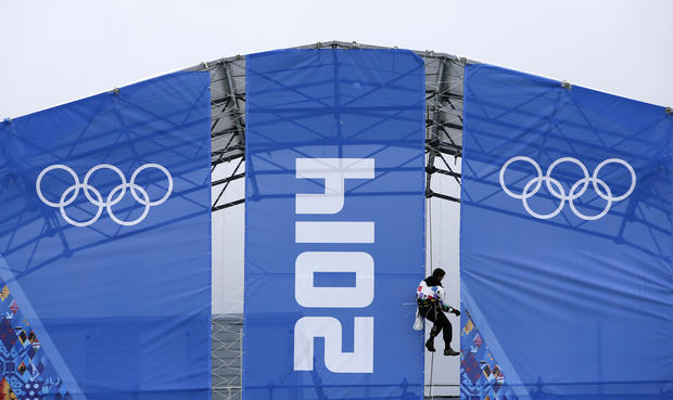 Sochi prepares as Olympics approach