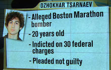 Death penalty to be sought for Boston bombing suspect Dzhokhar Tsarnaev