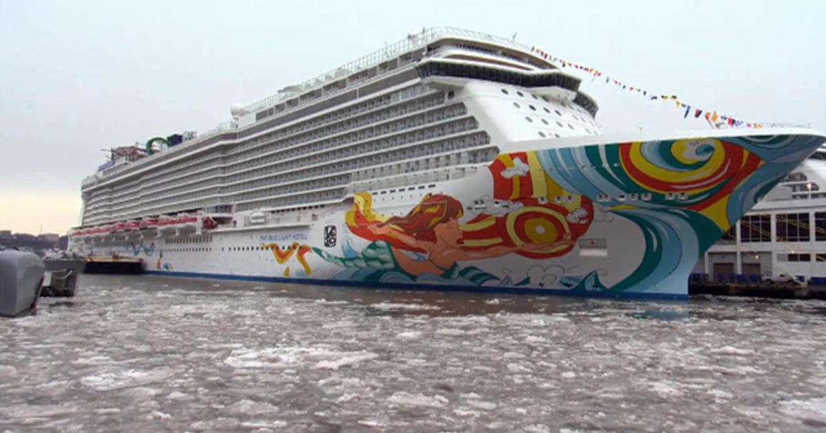 Bud Light Hotel aims to be Super Bowl's ultimate party boat - CBS News