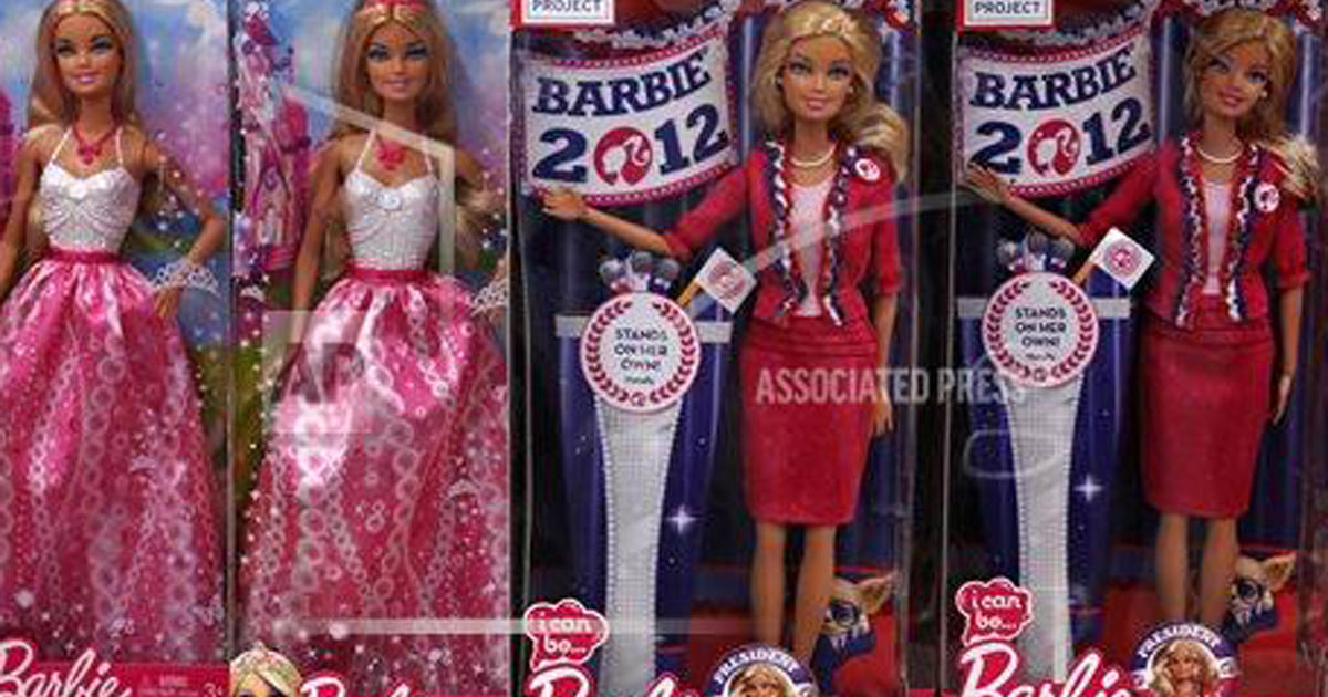 As Sales Plunge Can Barbie Stay Relevant Cbs News